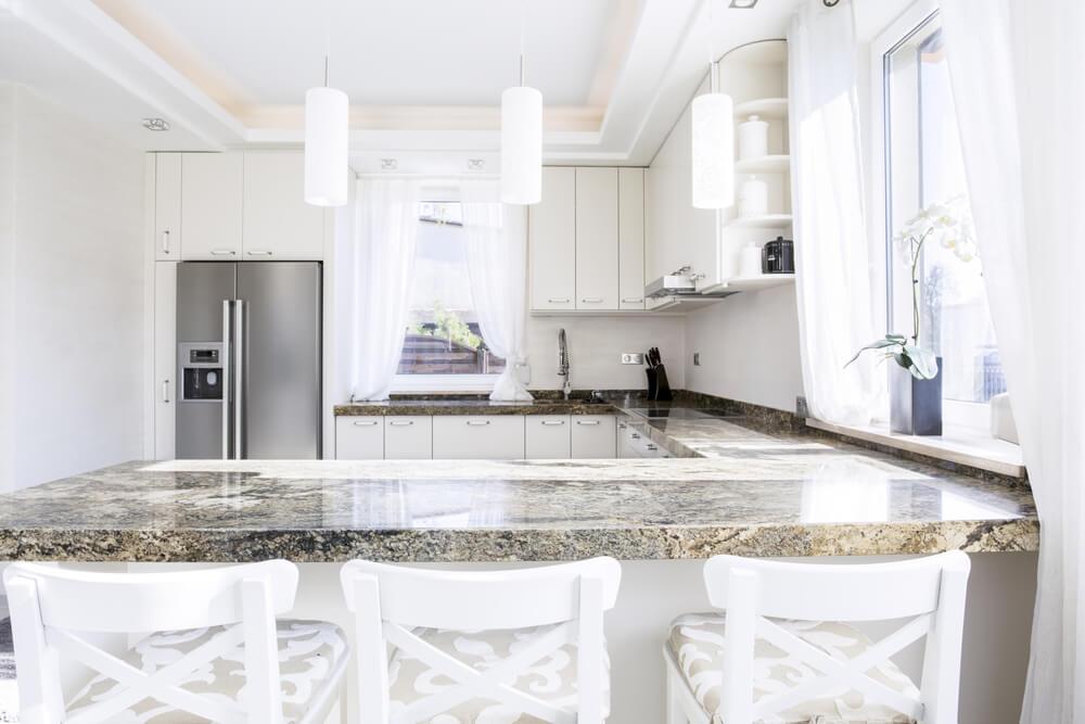 41 U Shaped Kitchen Designs Love Home Designs