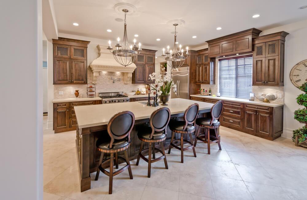 27 Custom Kitchen Cabinet Ideas