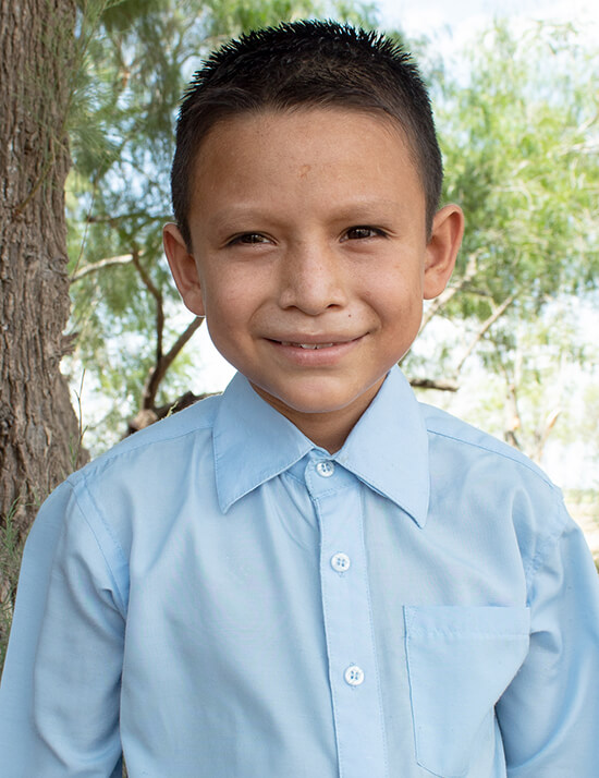 Choose to sponsor Ernesto