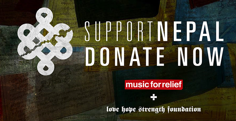 Music for Relief - Nepal