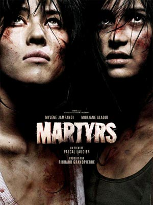 Martyrs 2008 cover