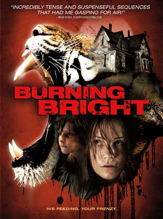 burning bright poster art