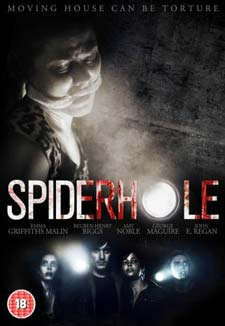 spiderhole cover