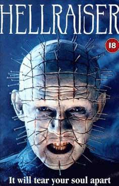 hellraiser dvd cover 1987