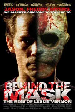 Behind the Mask: The Rise of Leslie Vernon (2006) dvd cover