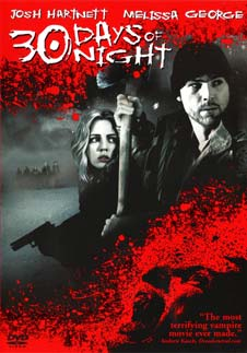 30 days of night dvd cover