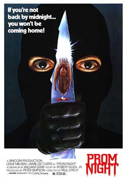 Prom Night 1980 movie poster
