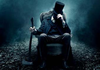 Abraham Lincoln Vampire Hunter 2012