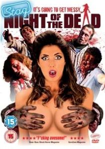 Stag Night of the Dead DVD cover
