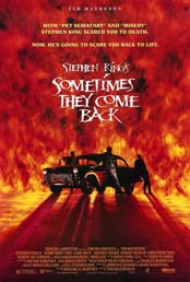 sometimes they come back stephen king