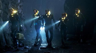 Prometheus Film 2012