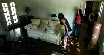 The Amityville Haunting horror 2011