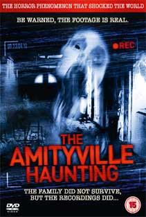 The Amityville Haunting film 2011 DVD