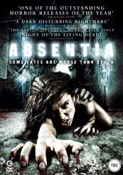 Absentia horror film 2011 cover