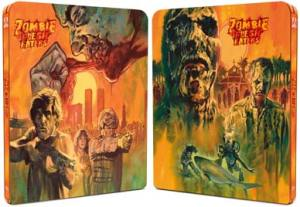 zombie flesh eaters steelbook