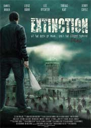 Extinction 2011 DVD