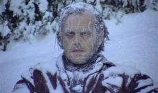 Jack torrance frozen snow horror