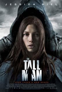 Tall Man 2012 horror cover