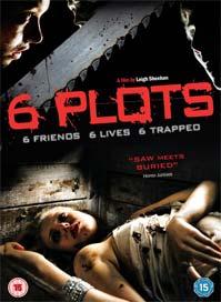 6 plots horror film 2012