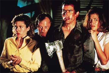 Evil Dead 2 horror movie 1987