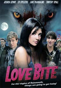 Love Bite British horror 2012 werewolf