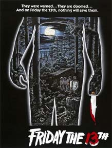 Friday the 13th part 1 1980 horror slasher