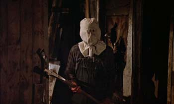 Friday the 13th part 2 jason voorhees sack head