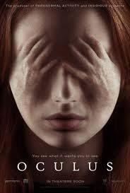Oculus 2013 horror poster