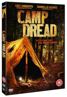 Camp Dread DVD 2014