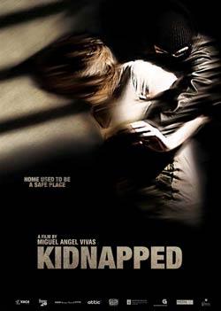 Kidenapped 2010 cover Secuestrados