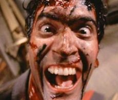 Bruce Campbell Evil Dead Series