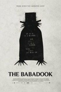 Babadooo horror poster