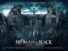 woman in black angel of death
