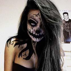 laura gardner l gore fx makeup halloween horror