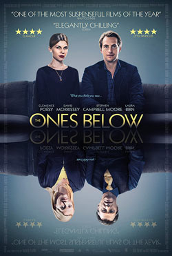 The Ones Below 2015 poster