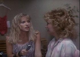 Chopping mall 1986 horror Barbara Crampton