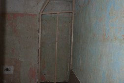 Bedroom 2 now split to make box bedroom and bathroom