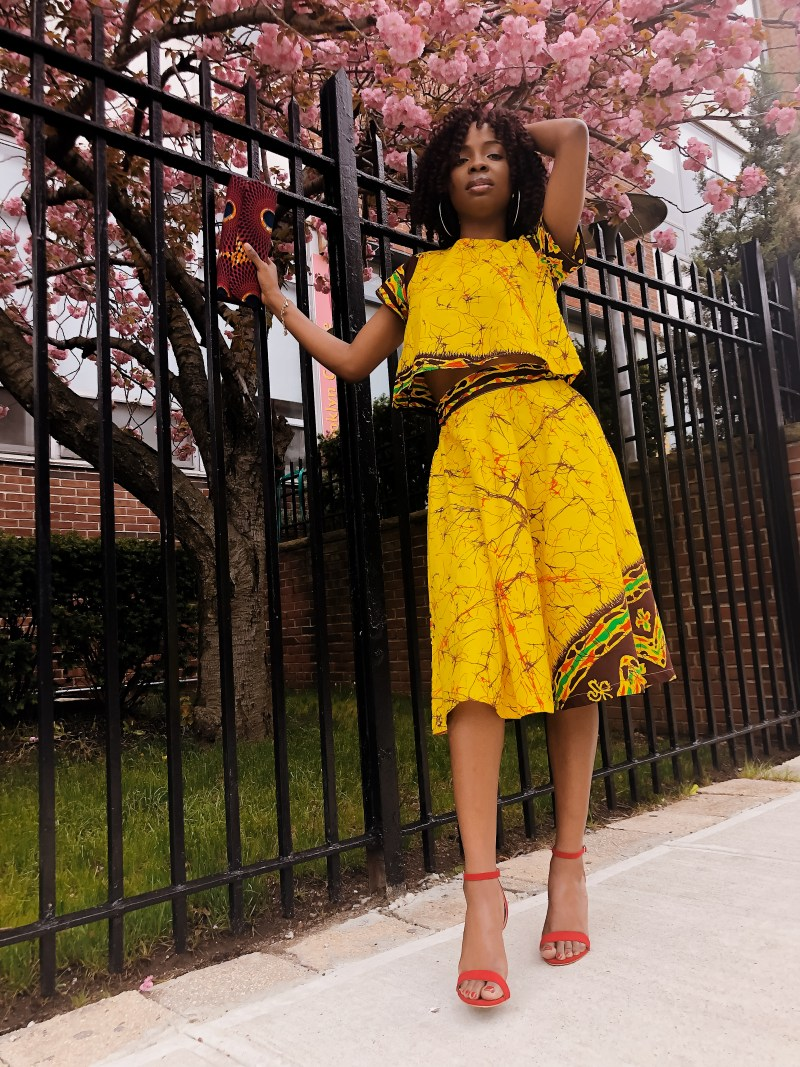 Spring Color Category: Mellow Yellow