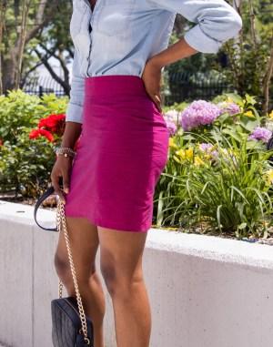 DIY A-Line Skirt: Basic Pattern Tutorial