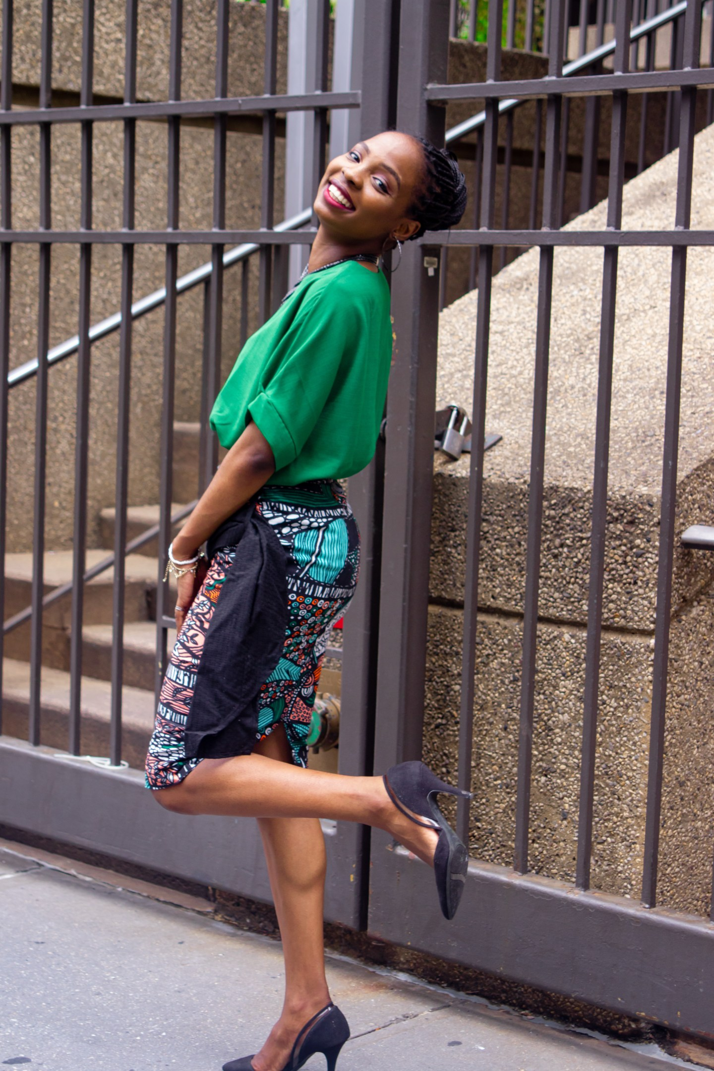 Tips And Tricks To Wearing Bold Prints | Love Igho
