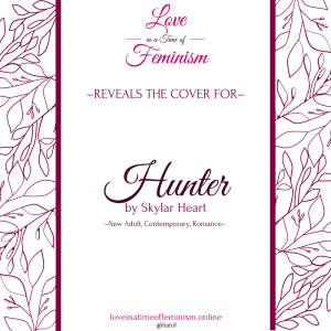 Cover Reveal: Hunter by Skylar Heart