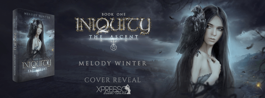 Cover Reveal: Iniquity by Melody Winter