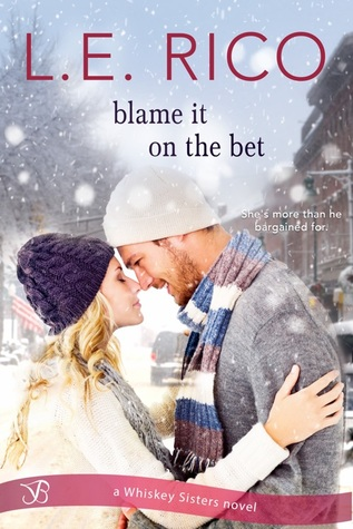 Review: Blame It on the Bet by L.E. Rico