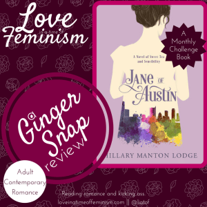 Review: Jane of Austin by Hillary Manton Lodge
