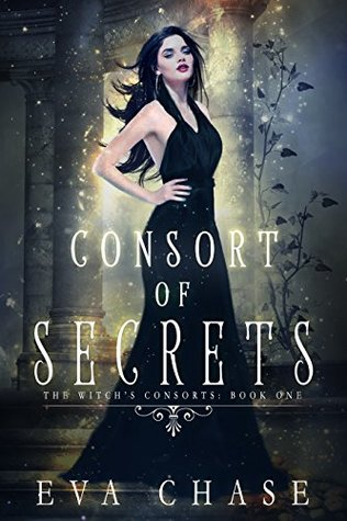 Review: Consort of Secrets by Eva Chase
