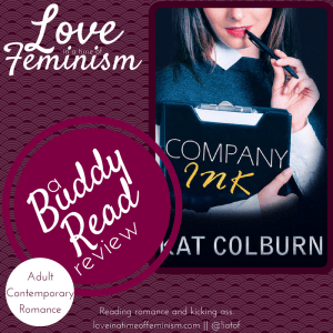 Buddy Read Review: Company Ink by Kat Colburn