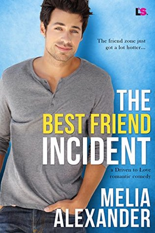 Review: The Best Friend Incident by Melia Alexander