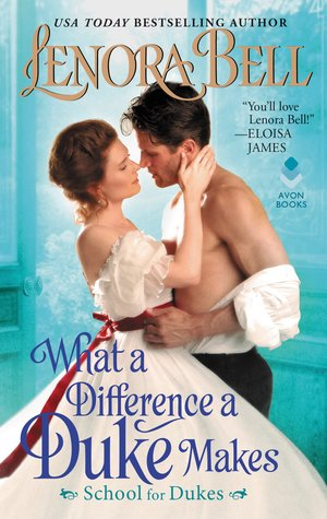 Review: What A Difference A Duke Makes by Lenora Bell