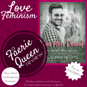 Review & Excerpt: One More Round by Lauren Helms