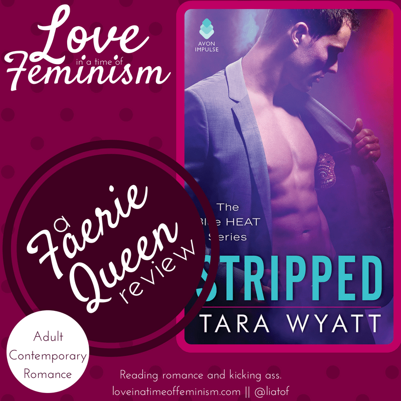 Review & Excerpt: Stripped by Tara Wyatt